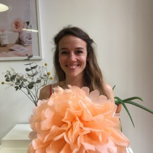 Louise Simon MEME equipe Cosmetics