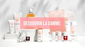 Gamme produits MÊME Cosmetics