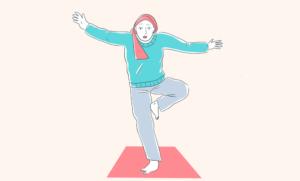 yoga pour se détendre pendant le cancer