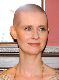 Cynthia Nixon cancer du sein