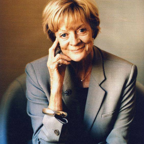 Maggie smith Professeur McGonagall cancer du sein