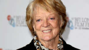 Maggie smith cancer du sein