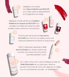 Lancement vernis MÊME Cosmetics