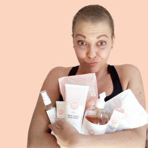 Estelle, atteinte d'un cancer du sein à 26 ans