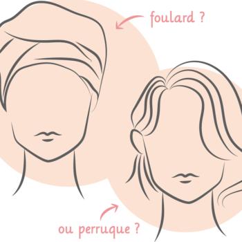 Chimio et alopécie : foulard ou perruque ?