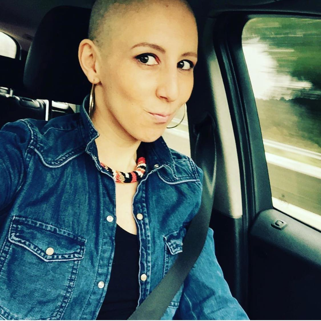 Olivia page fuck cancer