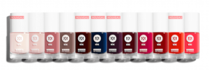 Gamme vernis MÊME Cosmetics