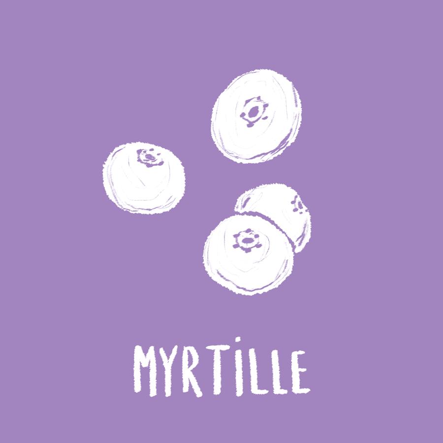 myrtille anticancéreux MÊME cosmetics aliment