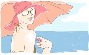 Cancer chimiothérapie crème solaire adaptée