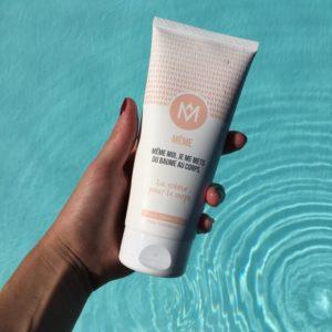 Crème hydratante corps après soleil meme cosmetics