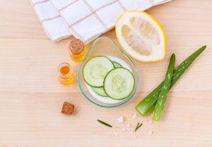 soin hydratant peau aloe vera