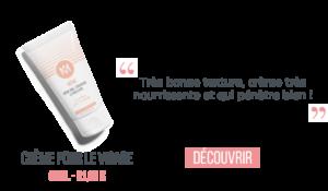 Crème pour le visage MÊME Cosmetics