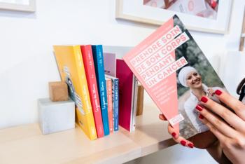 Interview : Marie-Laure Allouis, auteure de «Prendre soin de son corps pendant un cancer»