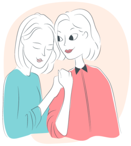 renforcement des liens sociaux cancer même cosmetics