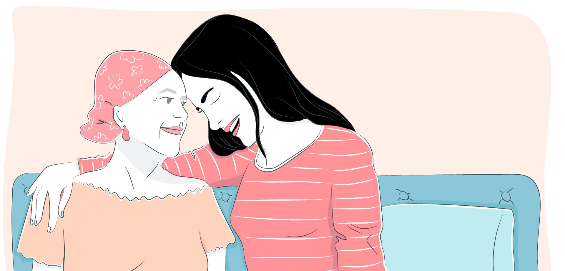 Idée cadeau fête des mères cancer même cosmetics