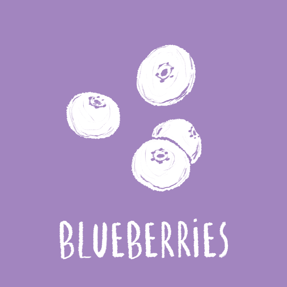 Top 9 anti-cancer foods list blueberries