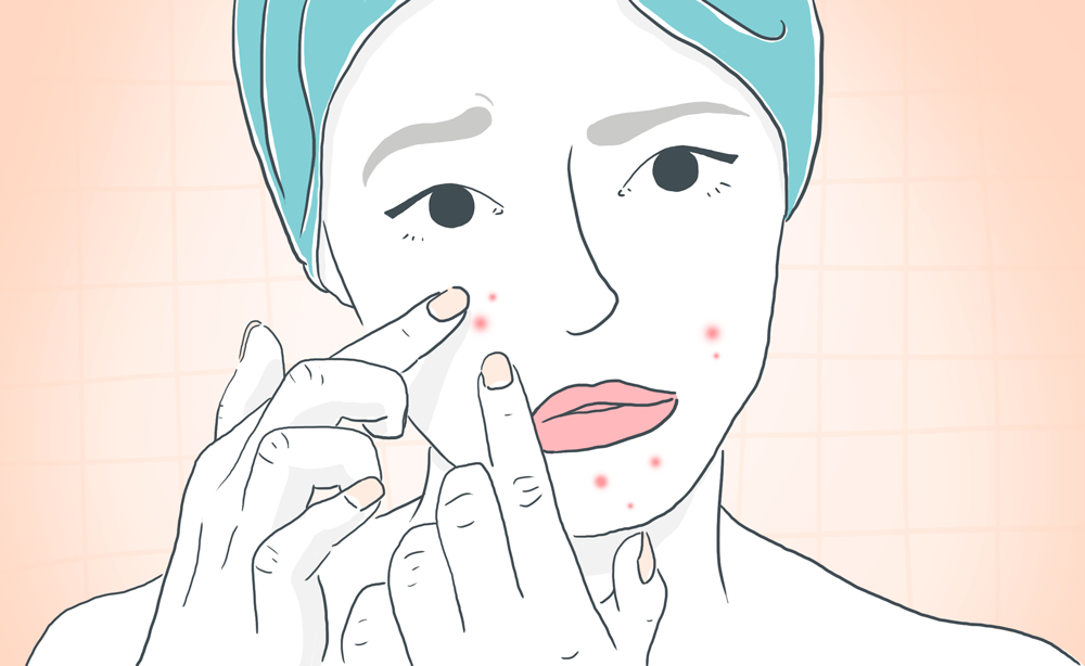 Masques et imperfections