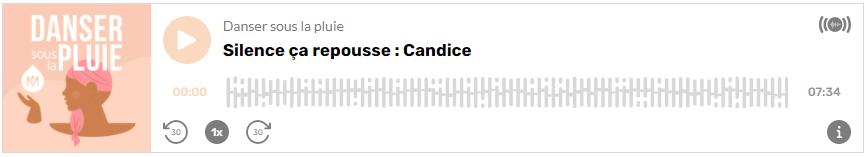 Témoignage Candice