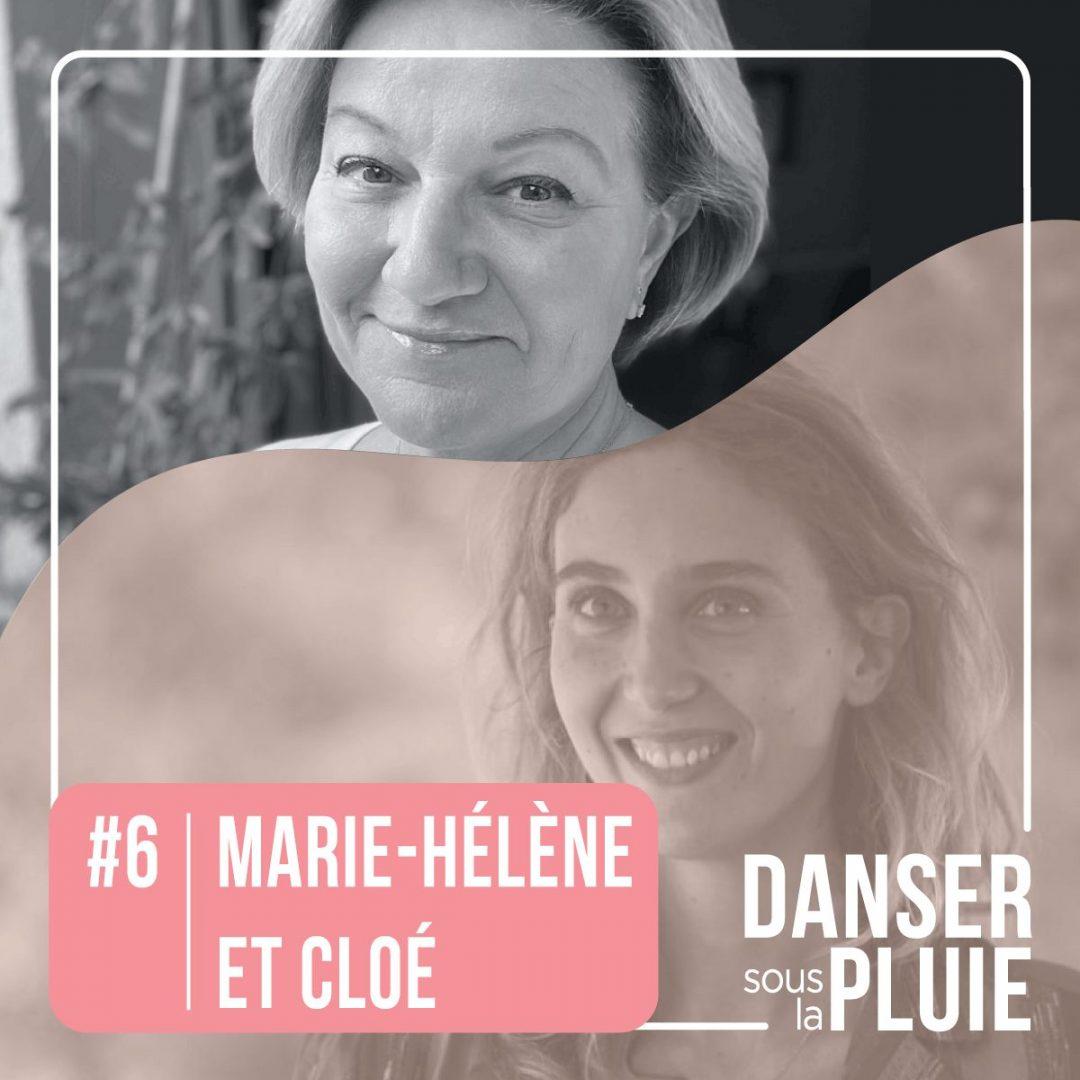 Cloé Brami et Marie Hélène témoignage méditation en pleine conscience contre les douleurs cancer