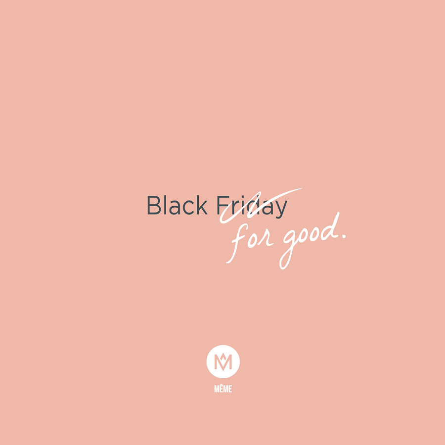Black Friday Black For Good